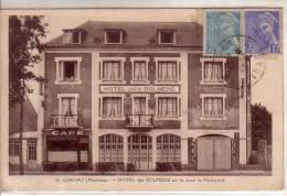 CARNAC.HOTEL DES DOLMENS. - Carnac