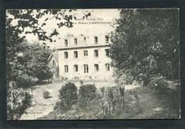 LAMBEZELLEC - Manoir De Lan Vian - La Maison - France
