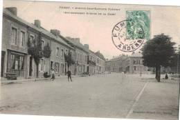 Carte Postale Ancienne De FUMAY - Fumay