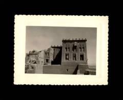MAROC - OUARZAZATE - Casbah De Taourirt - Photo D´un Voyage Au Maroc D´une Nantaise En 1963 - Afrique