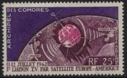 PA N° 7 - X X - ( P ) - Comoro Islands (1950-1975)
