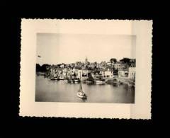 44 - PORNIC - Très Joli Lot De 17 PHOTOS De PORNIC Et Environs - Voyage D'une Nantaise (Mme Guérin) - Années 60 - Lieux