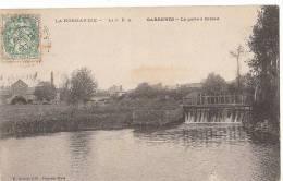 27 GARENNES  Coin Du Village   Bord D' EAU  MOULIN La PORTE à BATEAUX  1907 - Frankreich