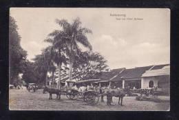 IDN-47 BUITENZORG VOOR HET HOTEL BELLEVUE - Indonesia