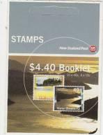 New Zealand -1996 $ 4.40 Definitives Bklt - Carnets
