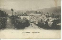 BOUILLON PANORAMA / L. DUPARQUE - Bouillon