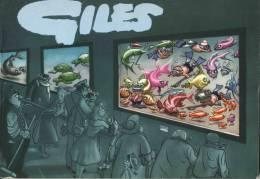 GILES (Carl) - SUNDAY EXPRESS & DAILY EXPRESS CARTOONS - Twelfth Séries - 1958 - Dessins Humoristiques - Humour  (3245) - Humour
