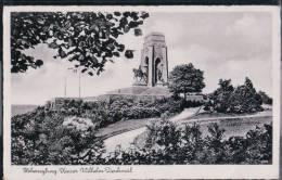 Dortmund - Syburg - Hohensyburg Denkmal Kaiser Wilhelm - Dortmund