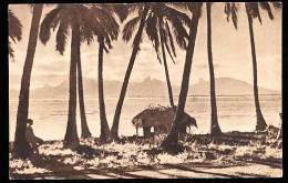 986 WALLIS ET FUTUNA / Paysage Tahitien / - Wallis Et Futuna
