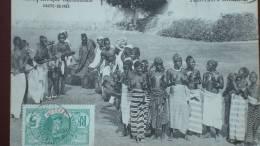 AFRIQUE OCCIDENTALE HAUTE-GUINEE - Tam-tam KANKAM En 1908 - Cartes Postales