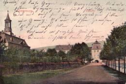 CPA:  DILLENBURG (allemagne):   Untertor En1908.     (8918) - Dillenburg