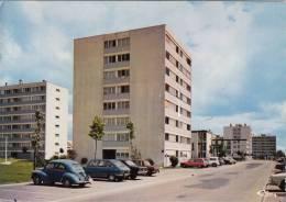 91 / RIS ORANGIS / RESIDENCE DE LA FERME DU TEMPLE / AUTOS 4CV, R16, R8, ETC - Ris Orangis
