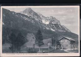 Mittenwald - Ferchensee Mit Wetterstein - Mittenwald