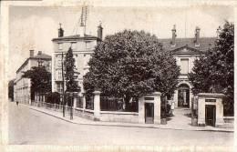 MONTLUCON: Le Lycée Jules-Ferry - Montlucon