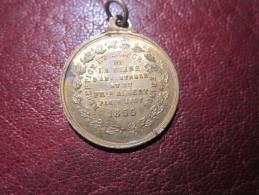 VICTORIA BRIT REG - ALBERTUS PRINCEPS - 1855 - RECEPTION ET SEJOUR EN FRANCE DE LA REINE D´ANGLETERRE - Monarquía / Nobleza