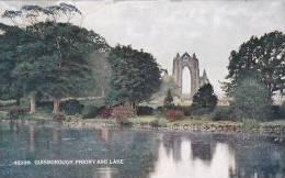 GUISBOROUGH PRIORY AND LAKE - Angleterre