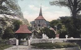 COULSDON CHURCH NEAR CROYDON - Surrey