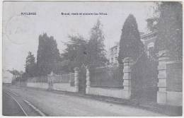 17781g VILLAS - GRAND ROUTE - Roclenge - 1912 - Bassenge