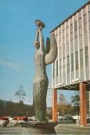 (695) Australia - ACT - Canberra Ethos Statue - Canberra (ACT)