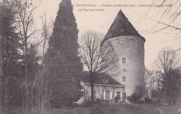 CPA 18 VORLY ,Château De Bois-Sir-Amé. Résidence D'Agnès Sorel. - Autres Communes