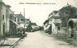39 MOUCHARD Centre Du Pays - France