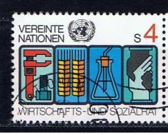 UN Österreich 1980 Mi 14 - Wien - Internationales Zentrum