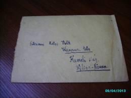 RUSSIA  USSR  ESTONIA  1946  COVER  NÕMME  TO  KILINGI NÕMME   ,m - 1923-1991 USSR