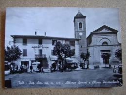 Bop2391)   Tolè - Albergo Sapori E Chiesa Parrocchiale - Bologna