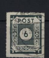 Ost Sachsen Michel No. 43 B II b gestempelt used / gepr�ft BPP signature