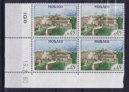 Monaco, 1960 Maury  546 MNH/** Coin Date - Monaco