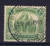 Fed. Malay States, 1904 1 Dollar - Federated Malay States