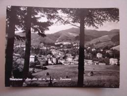 Fi1082)   Montepiano  - Panorama - Firenze