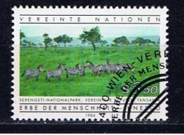 UN Österreich 1984 Mi 41 - Wien - Internationales Zentrum