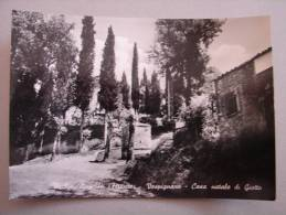 Fi1081)   Vicchio Mugello (Firenze) Vespignano - Casa Natale Di Giotto - Firenze (Florence)