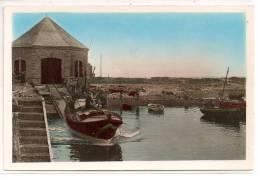 50 - LA HAGUE - GOURY - Canot De Sauvetage , Victoire Des Alliés, Sortant De Son Abri - Autres Communes