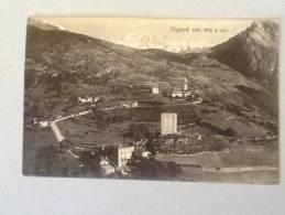 CARTOLINA GIGNOD (Alt.994) DEL 1914 VIAGGIATA BUONO STATO - Italien