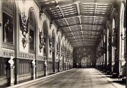 Inghilterra - Cartolina WINDSOR CASTLE, ST. GEORGE'S HALL - OTTIMA D95 - Windsor Castle