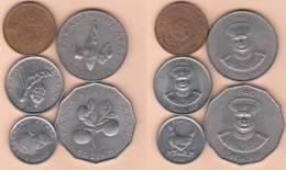 5 MONETE DIVERSE VEDI DESCRIZIONE DI TONGA CONDIZIONI COME DA IMMAGINE - Tonga