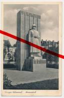 PostCard - Ammendorf - Ammendorf/Beesen - Halle - Krieger-Ehrenmal - Ca. 1935 - Kriegerdenkmal - Halle (Saale)