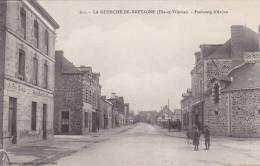 La Guerche De Bretagne Faubourg D'anjou - La Guerche-de-Bretagne