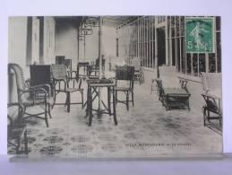 PARIS - VILLA MONTSOURIS - LA VERANDA - 1910 - Arrondissement: 14
