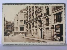 PARIS - RUE DE LA FONTAINE - Arrondissement: 16