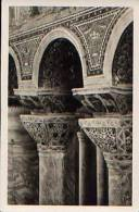 Ravenna - Cartolina CAPITELLI NEL TEMPIO DI SAN VITALE (colonne Del Presbiterio) - OTTIMA F1 - Sculptures