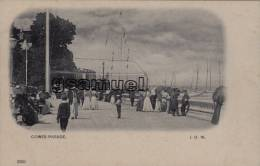 Royaume-Uni - Isle Of Wight - COWES PARADE. - I. O. W. - (voir Scan). - Non Classés