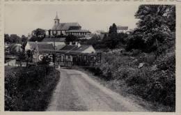 Belgique - Beaumont - Solre-St-Géry. - Vue Prise De La Rue Intérieure. - (voir Scan). - Beaumont