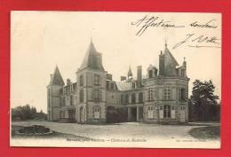 MEREAU ( Cher )  Château De Madrolle - Autres Communes