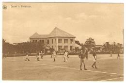 Sport  à  Kinshasa - Kinshasa - Léopoldville