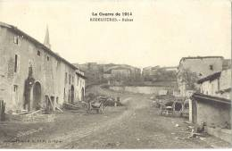 MEURTHE ET MOSELLE 54.ROZELIEURES RUINES - Otros Municipios