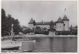 6875 - Morges Château Du XIIIe Siècle Arsenal Format 10X15 - VD Vaud