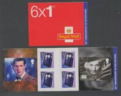 GB - UK  (2013) - Booklet -  /  Doctor WHO - TV Series - 1952-.... (Elizabeth II)